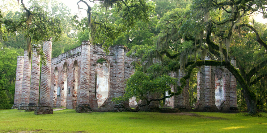 Sheldon Plantation South Carolina