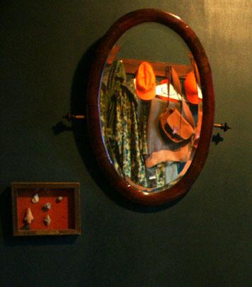 Mirror In The Gun Room