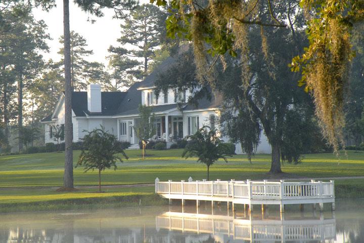Island Pond Plantation Is Located In Southwest Georgia