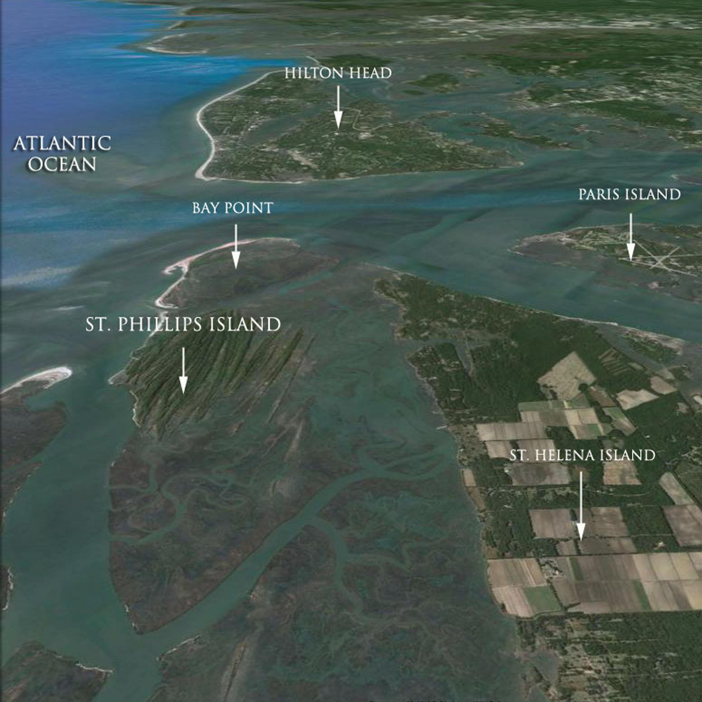 St Phillips Island A 4 680 Acre Private Sea Island